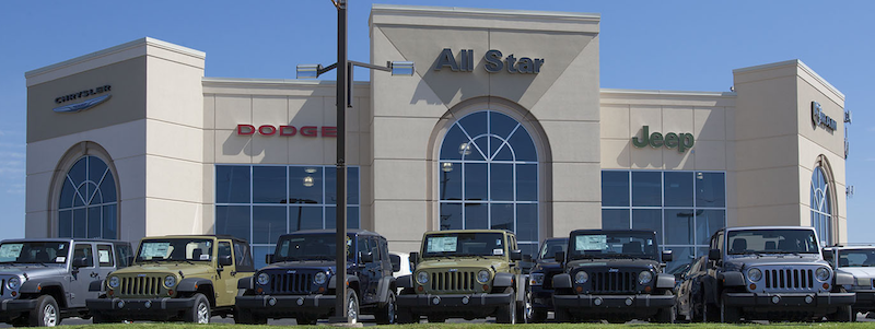 Careers at All Star Dodge Chrysler Jeep Ram