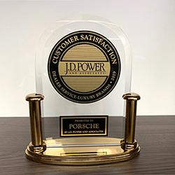 JD Power Award Recipient