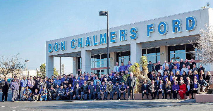 Careers at Don Chalmers Ford