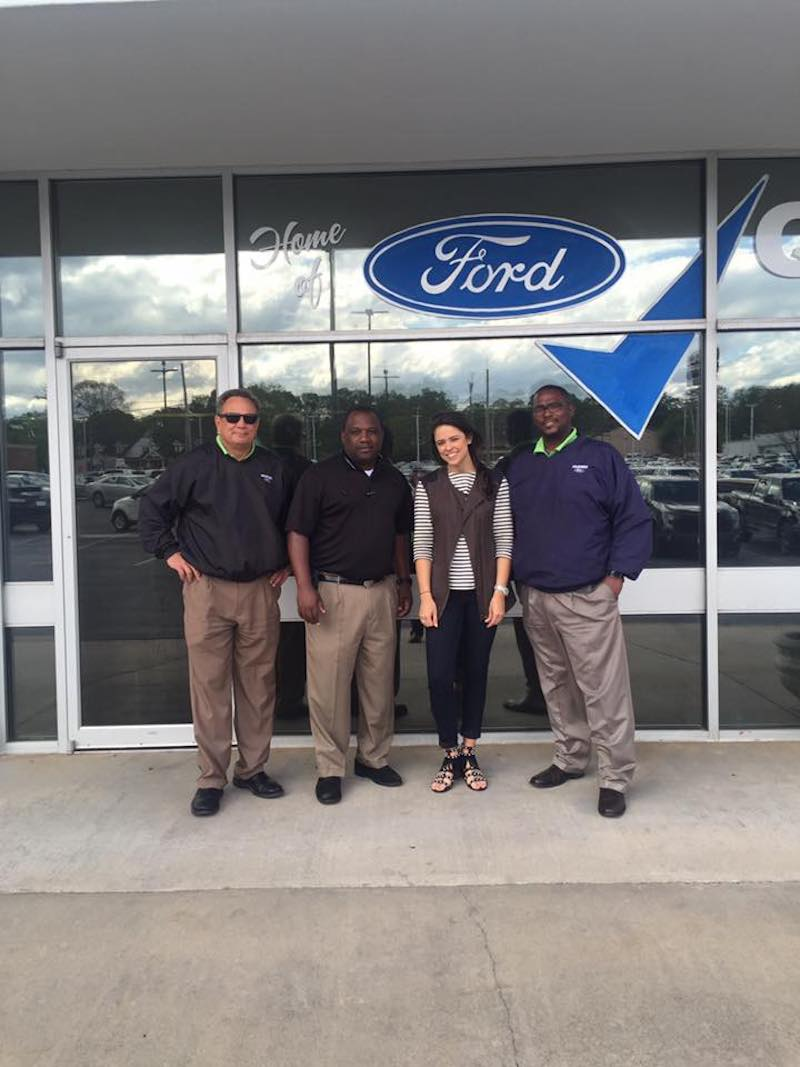 Fairway Ford Greenville Sc >> Careers At Fairway Ford Lincoln Subaru