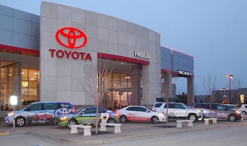 Findlay Toyota Henderson >> Careers At Findlay Auto Group