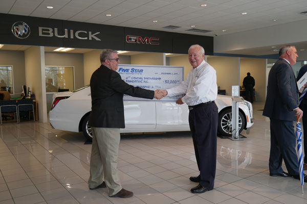 Five Star Gmc >> Careers At Five Star Chevrolet Cadillac Buick Gmc
