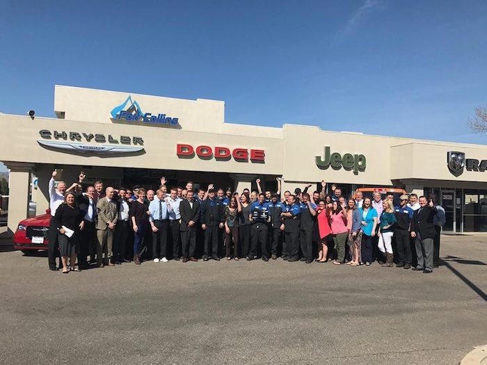 Careers At Fort Collins Dodge Chrysler Jeep Ram