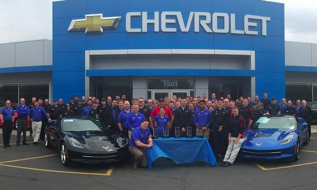 Careers At Friendly Chevrolet