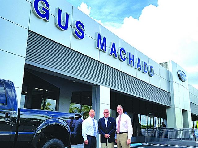 Gus Machado Ford Service >> Careers At Gus Machado Ford Of Kendall