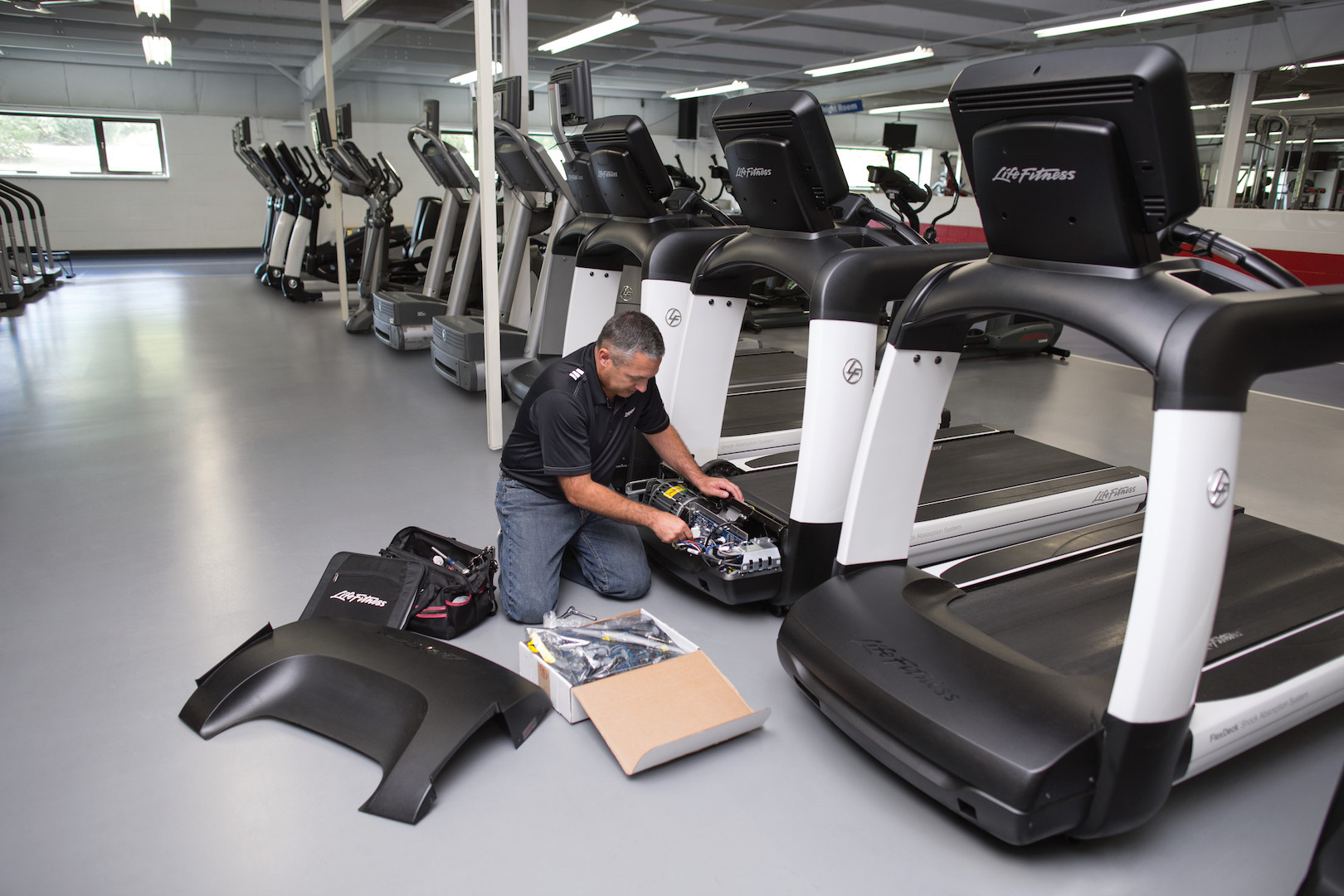 Careers at Heartline Fitness