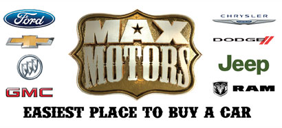 Max Motors Dealerships