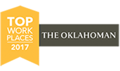The Oklahoman Top Work Places 2017