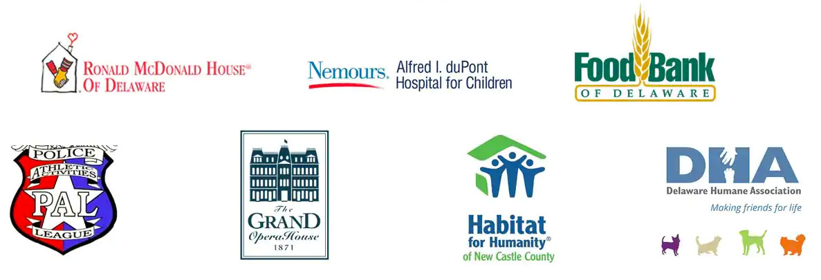 the porter automotive group is a proud supporter of these local charities as well as many others