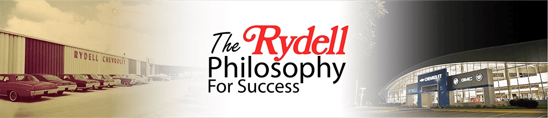 The Rydell Philosophy for Success