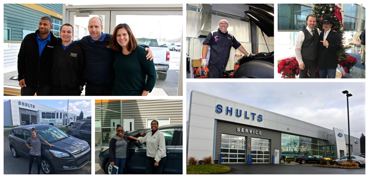 Careers At Shults Ford Harmarville