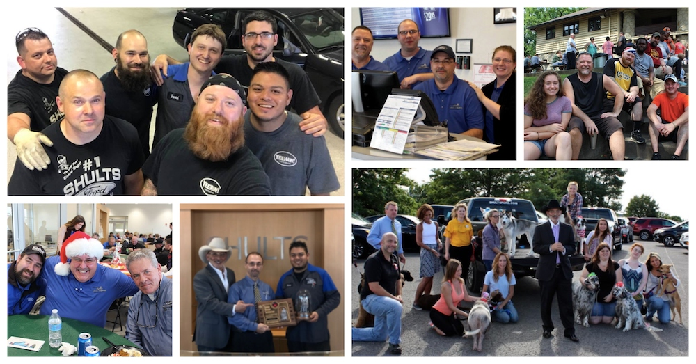 Careers At Shults Ford Wexford