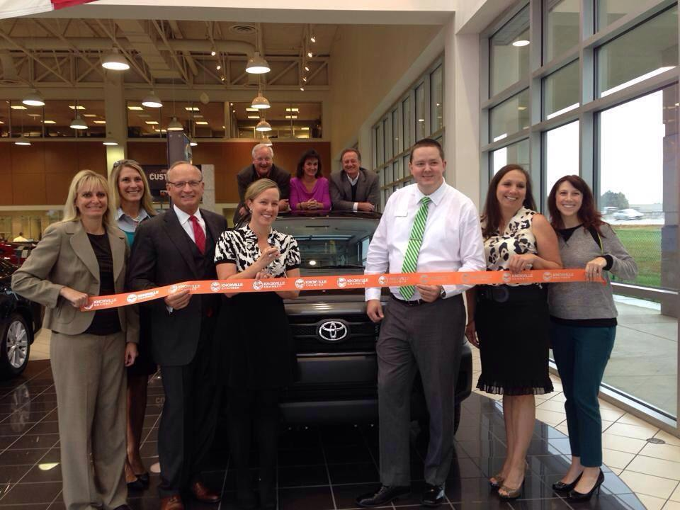 Toyota Of Knoxville >> Careers At Toyota Knoxville And Lexus Of Knoxville