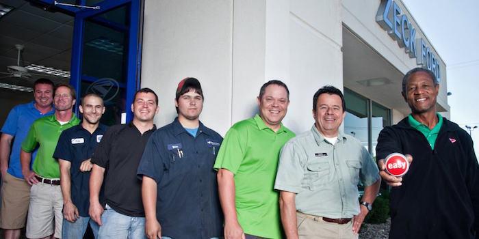 Zeck Ford Leavenworth Ks >> Careers At Zeck Ford